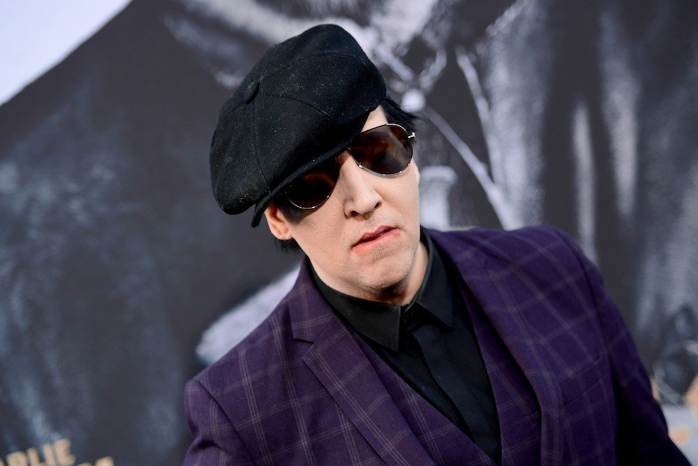 Marilyn Manson Accused Of Sexual Assault in New Lawsuit