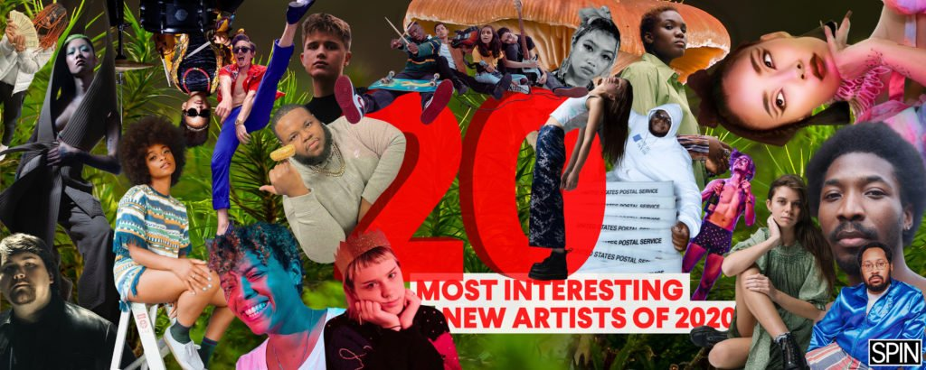 The 20 Most Interesting New Artists
