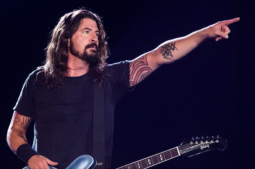 Dave Grohl finally reveals the story behind 'Everlong'