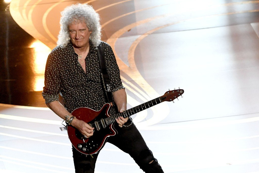 Brian May's special name for Eric Clapton and anti-vaxxers - cover