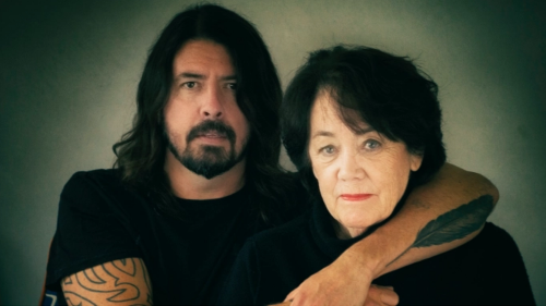 Dave Grohl and His Mom Virginia Unveil the First 'From Cradle to Stage' Trailer