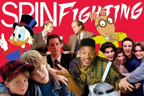 SPINfighting: What Was the Best TV Theme of the '90s? | SPIN