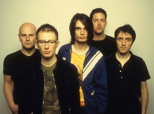 #22 Radiohead
