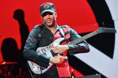 Tom Morello had the perfect response to 'white privilege' claim