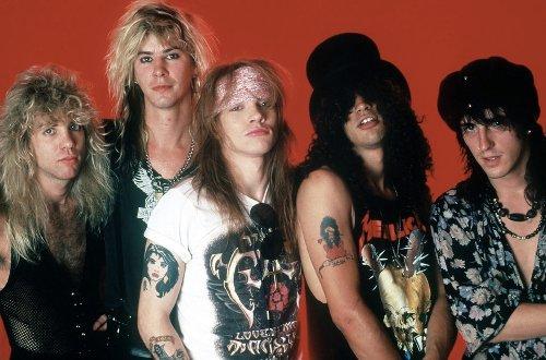 #11 Guns N' Roses