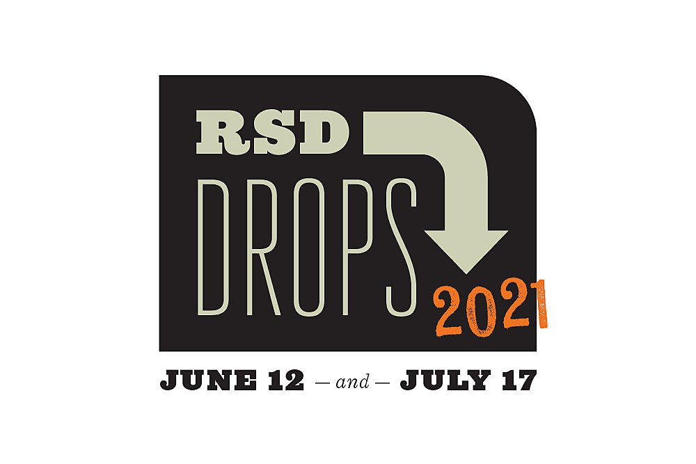 Record Store Day Drop 2021 Releases Announced
