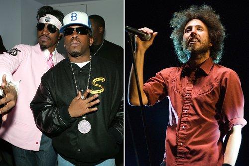 Outkast Share Rare Zack de la Rocha Remix of 'B.O.B.'