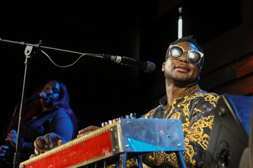 Robert Randolph's Unityfest Amps Up the Importance of Juneteenth