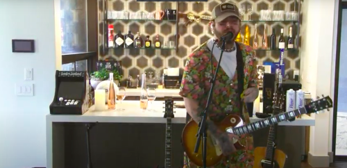 Post Malone Played Nirvana Classics With Travis Barker - Krist Novoselic Is a Fan