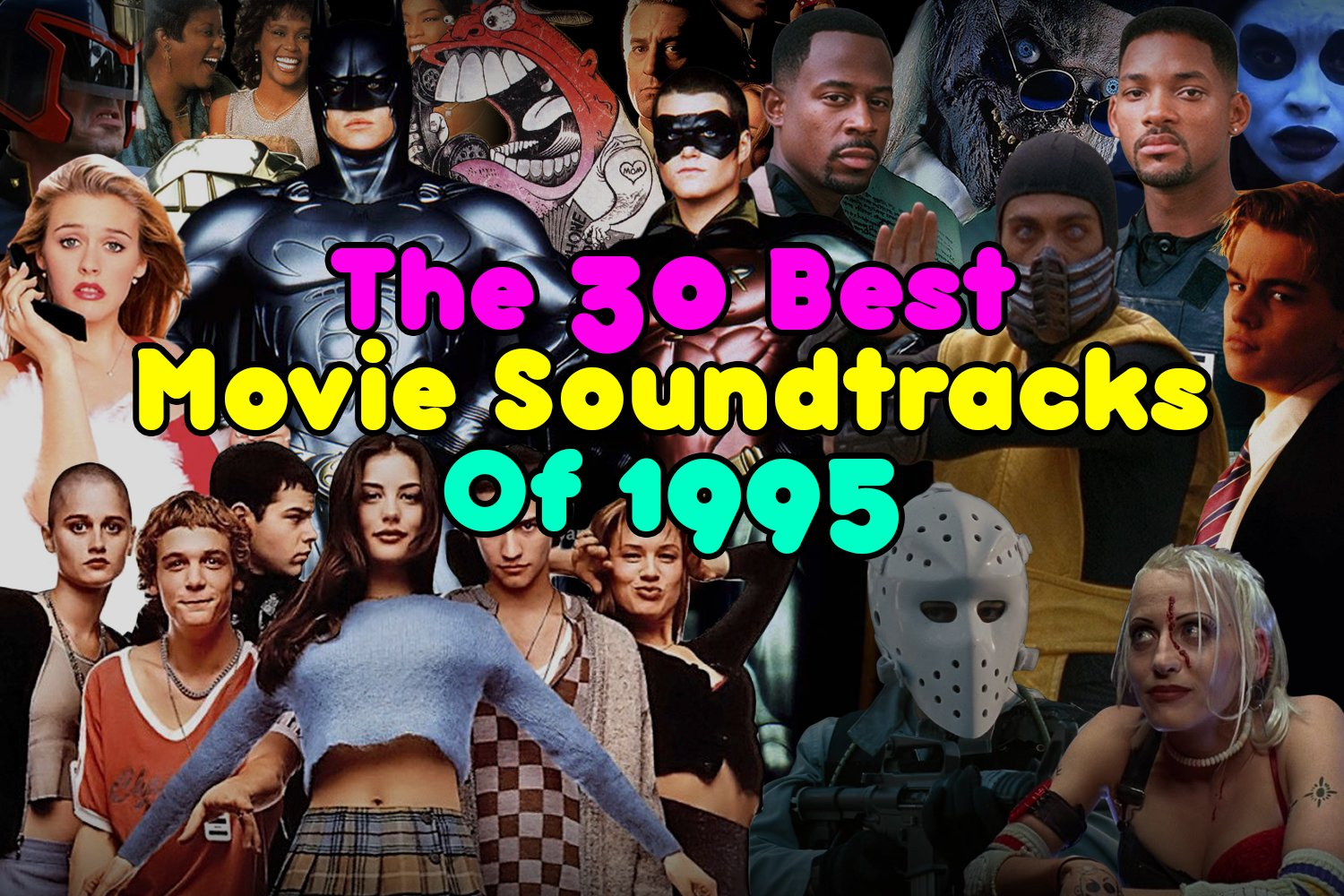 The 30 Best Movie Soundtracks of 1995 | SPIN