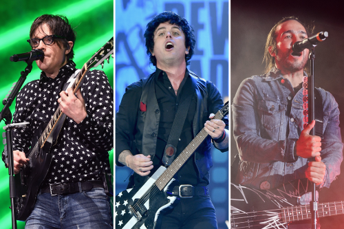 Green Day, Weezer and Fall Out Boy's Hella Mega Tour Announce Rescheduled 2021 Dates