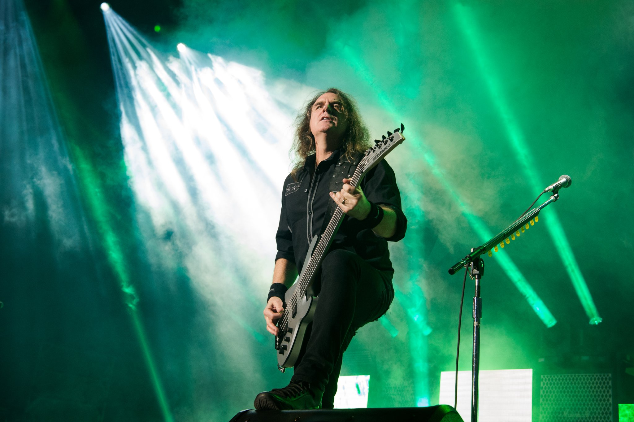Sexual misconduct accusations just ended Megadeth as we know it