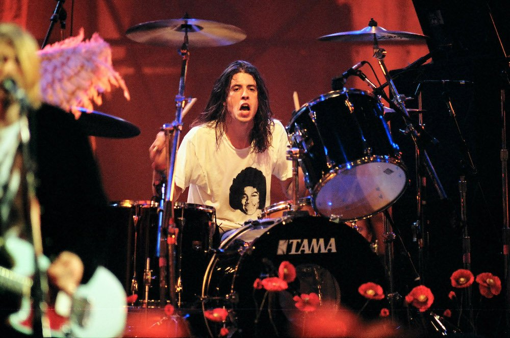 Dave Grohl Reveals Who He Was 'Ripping Off' While Recording 'Nevermind'