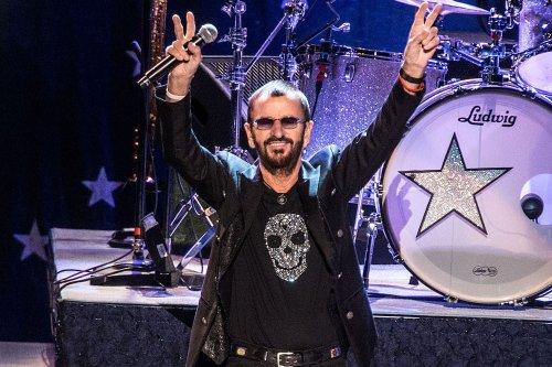 Ringo Starr Reveals His Favorite Beatles Song