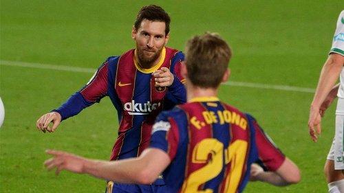 El Barça-Granada será el jueves 29 por la tarde
