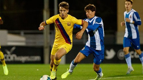 Nico González apunta al primer equipo