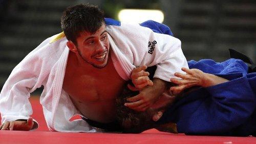 Fran Garrigós se corona campeón de Europa en -60 kilos