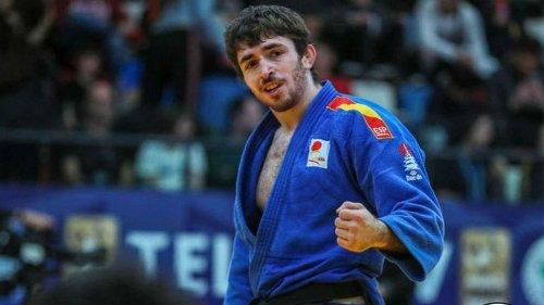 Alberto Gaitero se cuelga el bronce en la categoría de -66 kilos