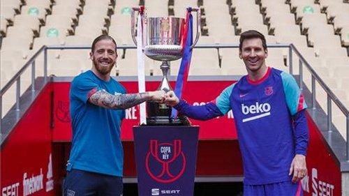 El reto de los capitanes antes de la Copa