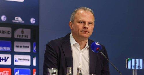 Jochen Schneider: Ehefrau hatte Hirn-Tumor während Zeit bei FC Schalke