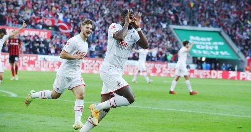 1. FC Köln: Anthony Modeste blüht unter Steffen Baumgart auf
