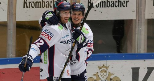 Eishockey, PENNY DEL: Eisbären besiegen Ingolstadt