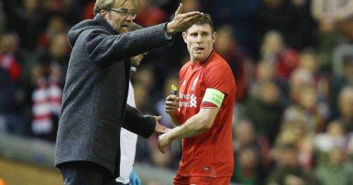 FC Liverpool: Klopp und Kapitän Milner laut Klavan dicht vor Prügelei