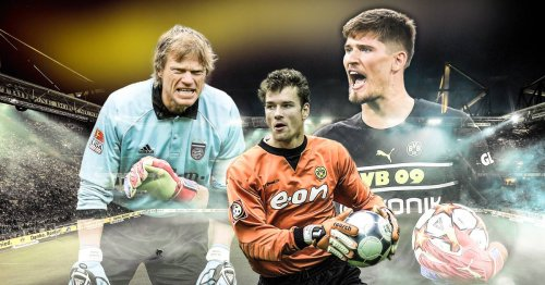Bundesliga: BVB-Torwart Gregor Kobel spricht über Vorbilder