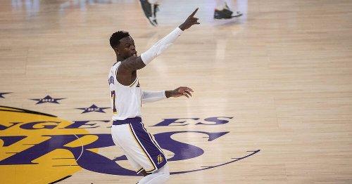 NBA: Dennis Schröder will bei Los Angeles Lakers verlängern - bei fairer Bezahlung