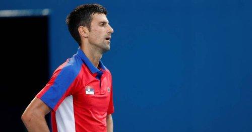 Olympia 2021: Novak Djokovic verpasst auch die Bronzemedaille