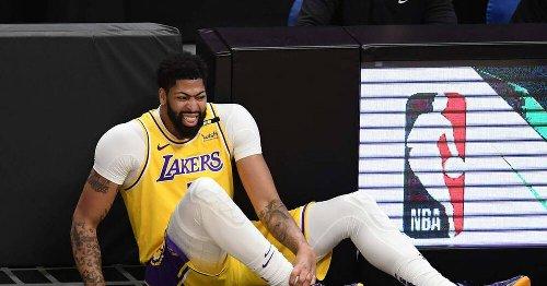 NBA: Lakers verlieren ohne LeBron und Schröder - Davies verletzt