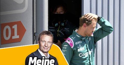 Formel 1: Mercedes überzeugt, Vettel & Aston Martin enttäuschen - Kohl-Kolumne