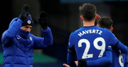 FC Chelsea: Thomas Tuchel trinkt bei Derbysieg Gin Tonic - Havertz fraglich