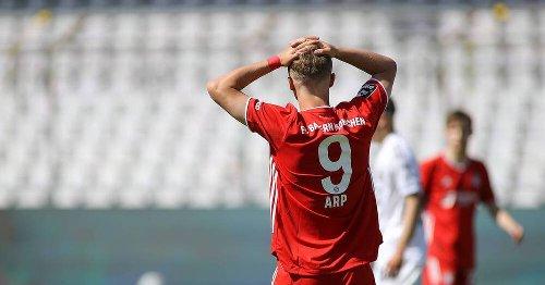 FC Bayern: Giovane Elber rät Fiete Arp zu einer Ausleihe