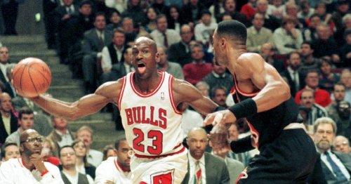 NBA: Chicago Bulls mit Michael Jordan knackten 1996 magische Marke
