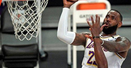 NBA: Lakers ohne Schröder mit dritter Niederlage in Folge