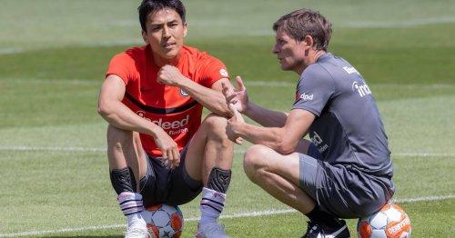 Eintracht Frankfurt: Makoto Hasebe nach wie vor unverzichtbar