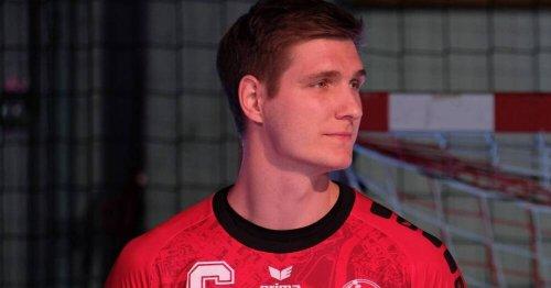 HBL: Finn Lemke von der MT Melsungen fällt mehrere Wochen aus