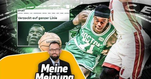 NBA: Dennis Schröder bei Boston Celtics vor entscheidendem Jahr - SPORT1-Kommentar