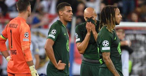 Champions League: VfL Wolfsburg verliert bei Red Bull Salzburg und Karim Adeyemi