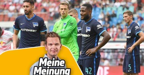 Hertha BSC: Ein neuer Trainer statt Pal Dardai hilft Berlin nicht, sagt Tobias Holtkamp