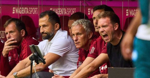 FC Bayern: Julian Nagelsmann mit Fazit nach Spiel gegen Neapel