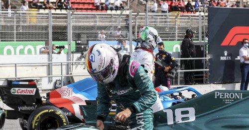 Formel 1: Sebastian Vettel korrigiert Saisonziele nach erneutem Platz 13