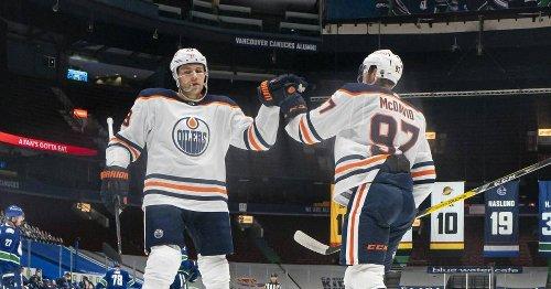 NHL: Leon Draisaitl und Dominik Kahun scoren bei Sieg der Edmonton Oilers