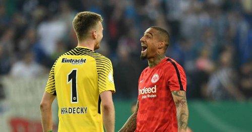 Eintracht Frankfurt, Hradecky: Kevin-Prince Boateng verrät Bier-Geheimnis von Keeper