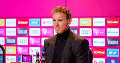 FC Bayern: PK live mit Julian Nagelsmann und Dayot Upamecano vor Champions League