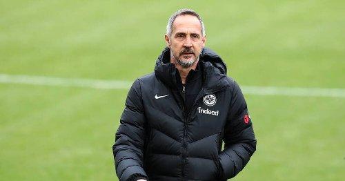Eintracht Frankfurt: Abgang von Trainer Adi Hütter nach Gladbach?