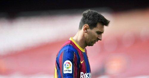 """Lionel Messi: Neuer Vertrag beim FC Barcelona angeblich """"fast unmöglich"""""""