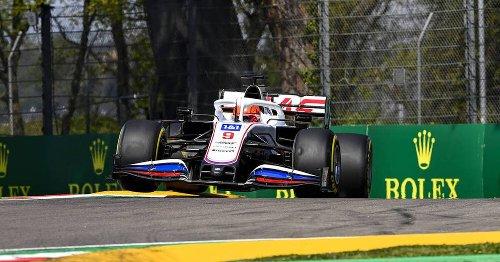 Formel 1, Imola: Mazepin fliegt gleich zweimal ab - Schumacher souverän
