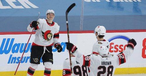 NHL: Stützle gelingt erster Hattrick - Draisaitl mit Doppelpack